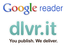 Content Curation Tip: dlvr.it + Google Reader Shared Items