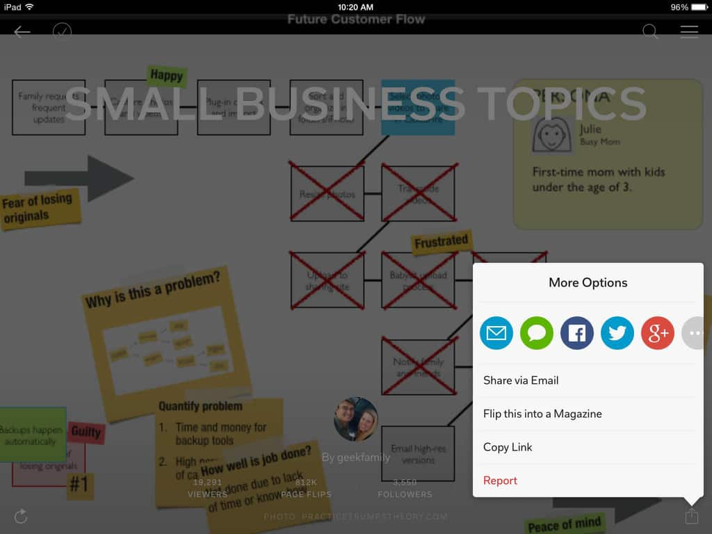 Instantly Turn any Flipboard Magazine into a Shareable RSS Feed